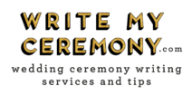 Write My Ceremony.com